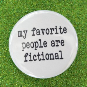 fictional button