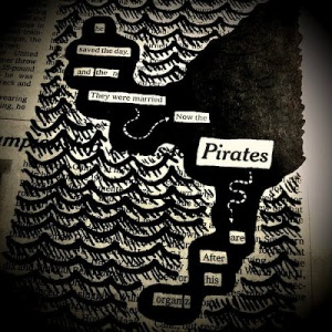 pirates black out poem