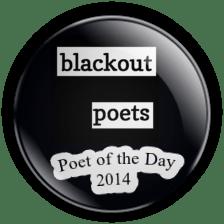 blackoutpoetoftheday
